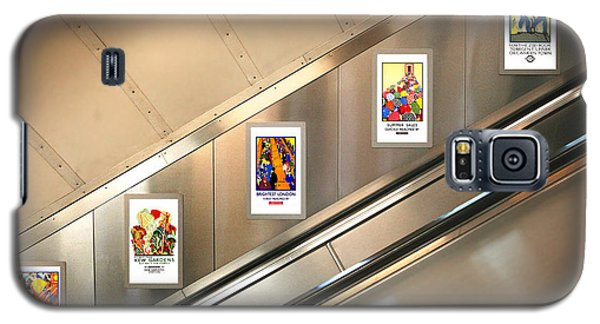 London Underground Poster Collection Galaxy S5 Case