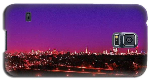 London View 1 Galaxy S5 Case