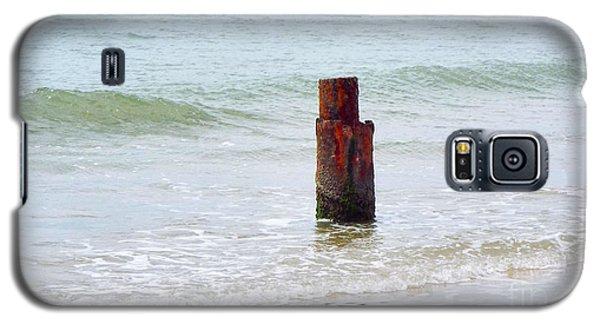 Lone Post Galaxy S5 Case by Audrey Van Tassell
