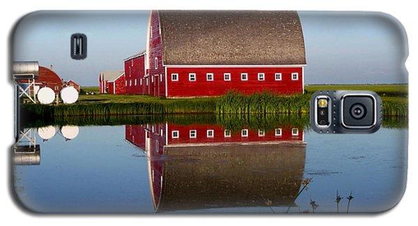 Lone Star Farms Galaxy S5 Case by Larry Trupp