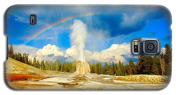 Lone Star Geyser Galaxy S5 Case