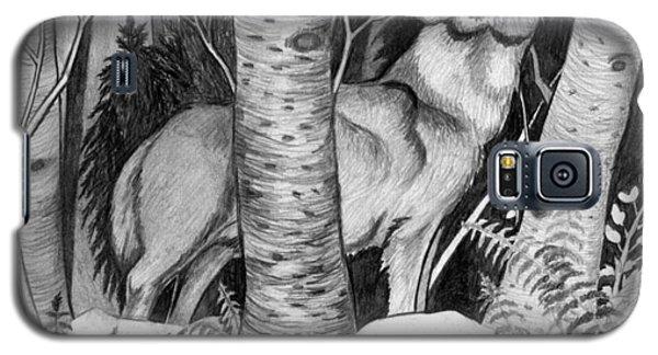 Lone Wolf Galaxy S5 Case