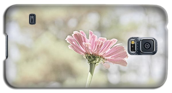 Lone Zinnia Galaxy S5 Case