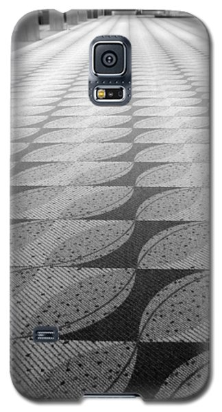 Galaxy S5 Case featuring the photograph Lonely Airport by Katie Wing Vigil