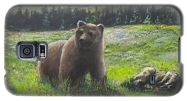 Lonely Bear Galaxy S5 Case