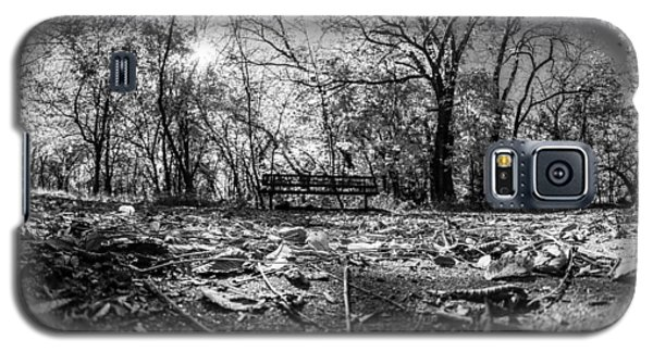 Lonely Bench Galaxy S5 Case