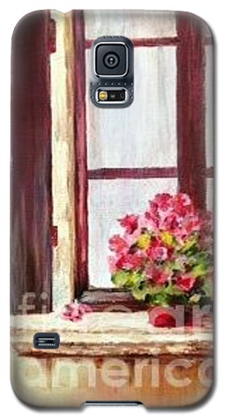 Lonely Bud Galaxy S5 Case