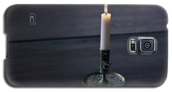 Lonely Candle Galaxy S5 Case