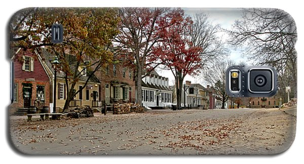 Lonely Colonial Williamsburg Galaxy S5 Case