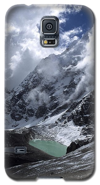 Lonely Lake On The Inca Trail Galaxy S5 Case