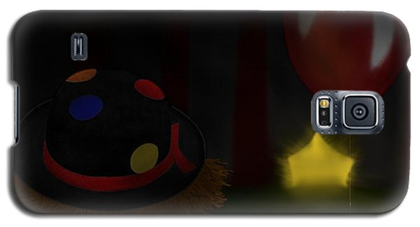Lonely Laughter Galaxy S5 Case by Andy Heavens