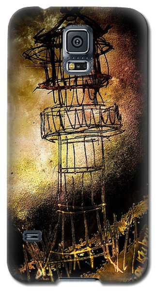 Lonely Lighthouse Galaxy S5 Case