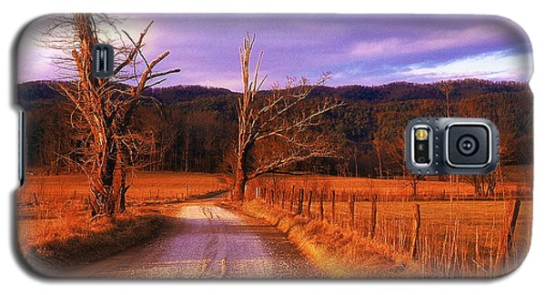 Lonely Road Galaxy S5 Case