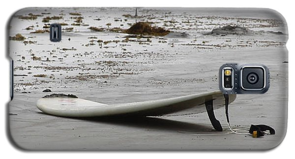 Lonely Surfboard Lg Galaxy S5 Case