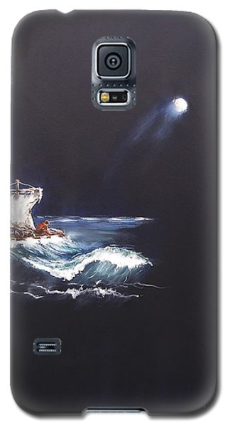 Lonely Survivor Galaxy S5 Case