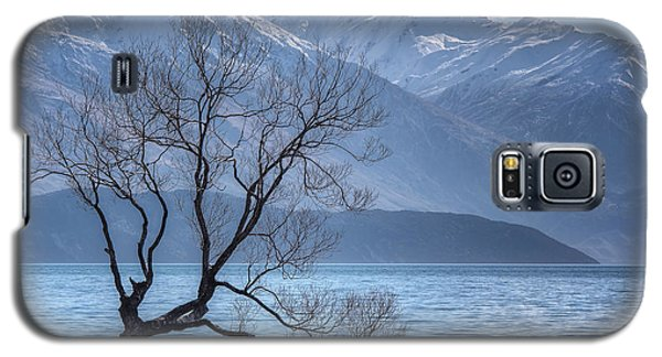 Lonely Tree Galaxy S5 Case by Kim Andelkovic