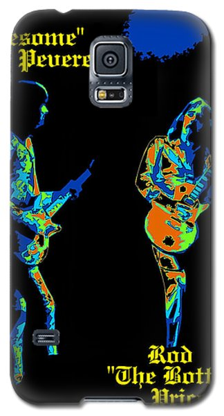 Lonesome Dave And Bottle Rod Galaxy S5 Case