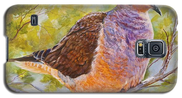 Lonesome Dove Galaxy S5 Case by AnnaJo Vahle