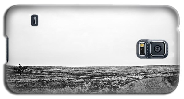Lonesome Highway No.1 Galaxy S5 Case by Lennie Green
