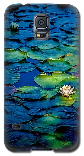 Lonesome Lily Galaxy S5 Case