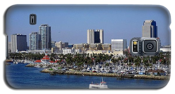 Long Beach Galaxy S5 Case by Athala Carole Bruckner