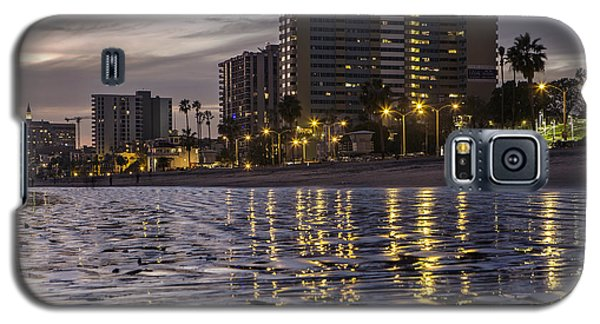 Long Beach Evening Galaxy S5 Case