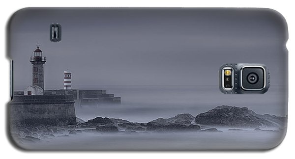 Long Exposure Foz Porto Galaxy S5 Case