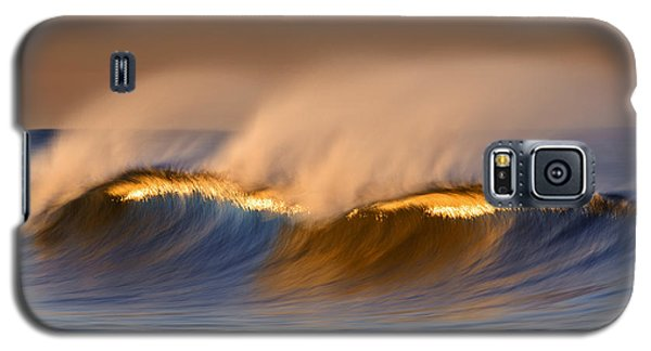 Long Golden Crest  Mg_1721 Galaxy S5 Case
