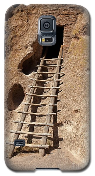 Long House Front Door Bandelier National Monument Galaxy S5 Case