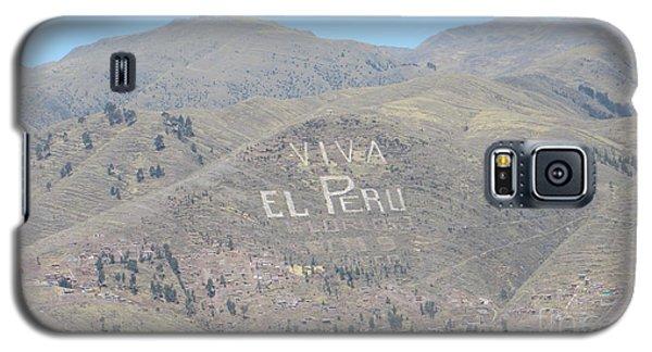 Long Live Peru Galaxy S5 Case