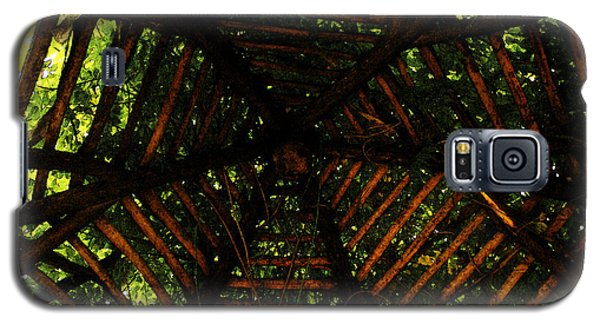 Galaxy S5 Case featuring the photograph Long Was The Prayer He Uttered by Linda Shafer