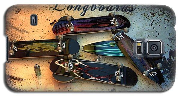 Longboards Galaxy S5 Case
