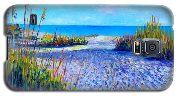 Longboat Key View Galaxy S5 Case by Lou Ann Bagnall