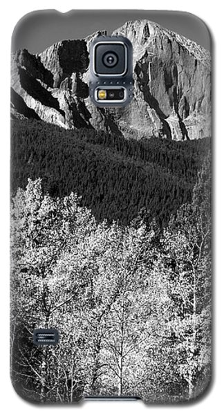 Longs Peak 14256 Ft Galaxy S5 Case by James BO  Insogna