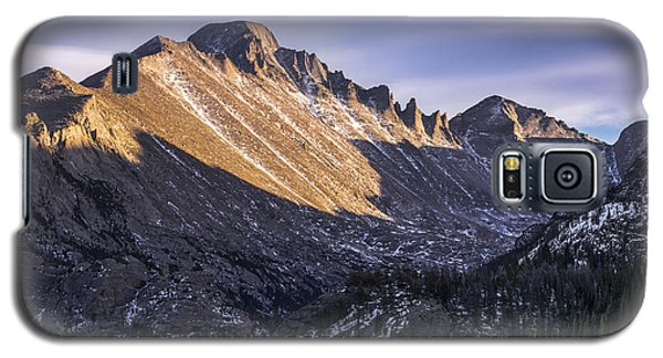 Longs Peak Sunset Galaxy S5 Case