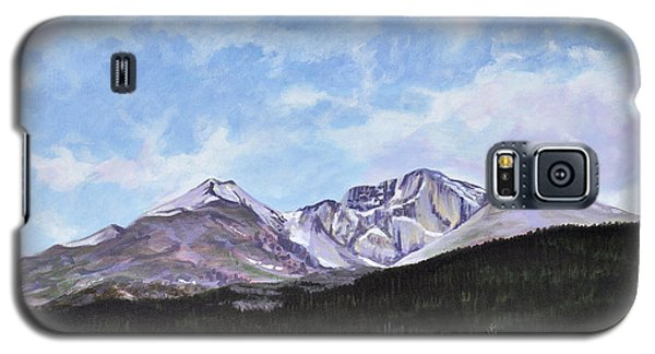 Longs Peak Vista Galaxy S5 Case
