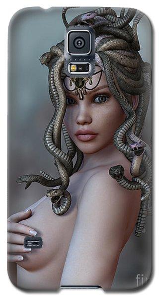 Gorgon Galaxy S5 Case - Look Deep Within by Alexander Butler