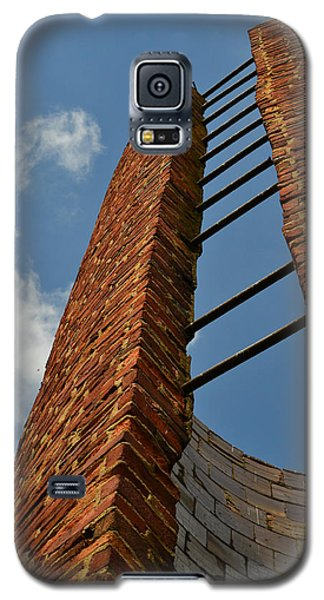 Galaxy S5 Case featuring the photograph Look Skyward by Mary Zeman