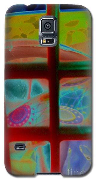Look Through Any Window Galaxy S5 Case by Martin Howard