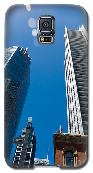 Look Up To The Sky - Skyscrapers In Sydney Australia Galaxy S5 Case