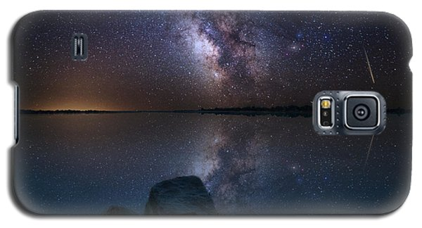 Looking At The Stars Galaxy S5 Case