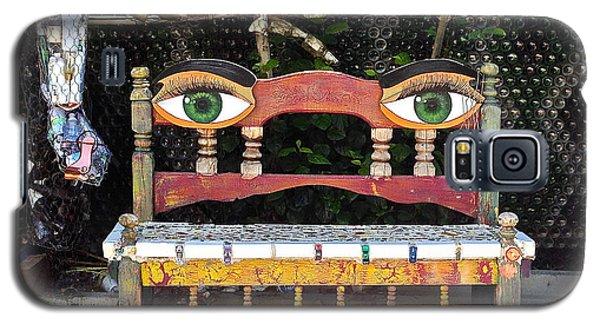 Looking Bench Galaxy S5 Case by Dan Redmon
