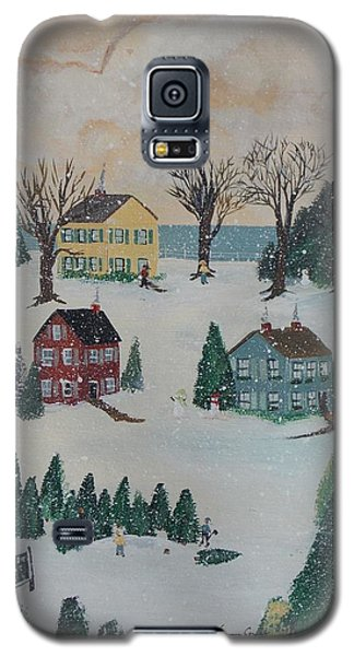 Looking For A Tree Galaxy S5 Case by Virginia Coyle