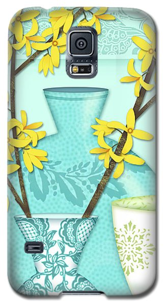 Looking For Spring Galaxy S5 Case