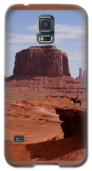 Looking Out At John Ford Point Galaxy S5 Case