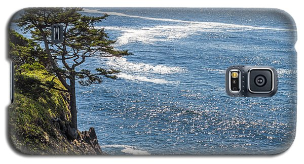 Galaxy S5 Case featuring the photograph Looking Out by Dennis Bucklin