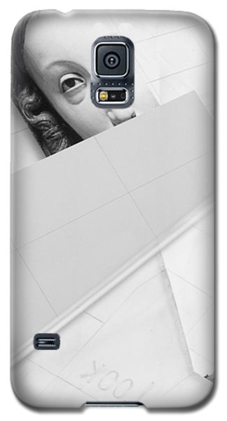 Looking Galaxy S5 Case by Richard Piper