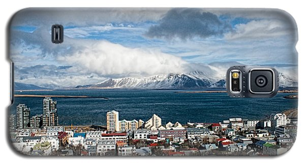 Lookout Over Reykjavik Galaxy S5 Case