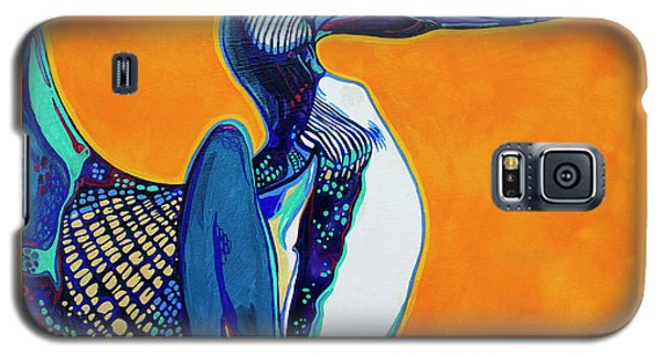Loon Galaxy S5 Case - Loon by Derrick Higgins