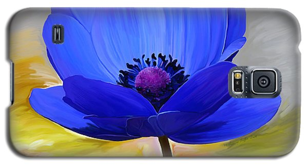 Galaxy S5 Case featuring the painting Lord Lieutenant by Patricia Griffin Brett